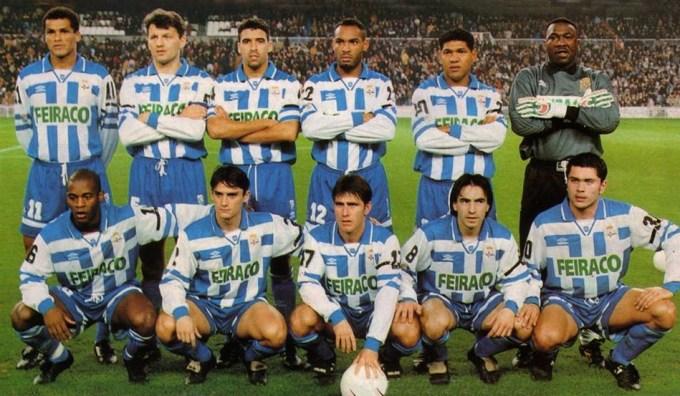 Deportivo 1996-97