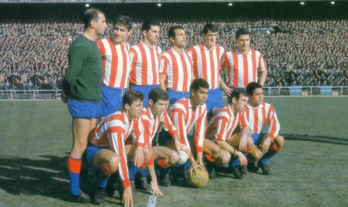 El Atlético de Madrid 1965