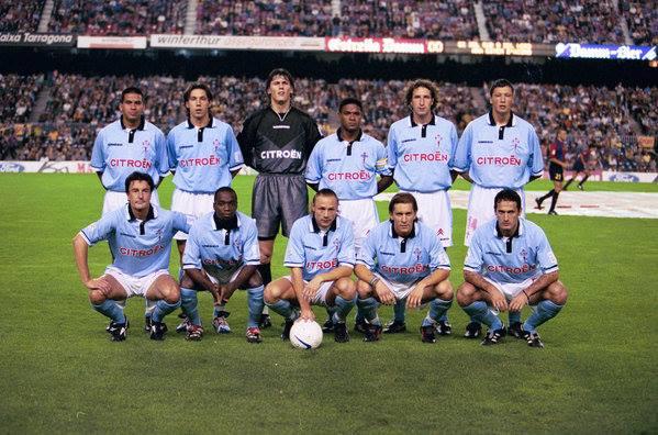 Celta 1997-98