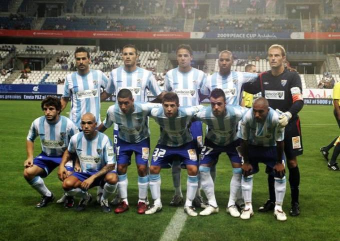 Málaga CF 2009
