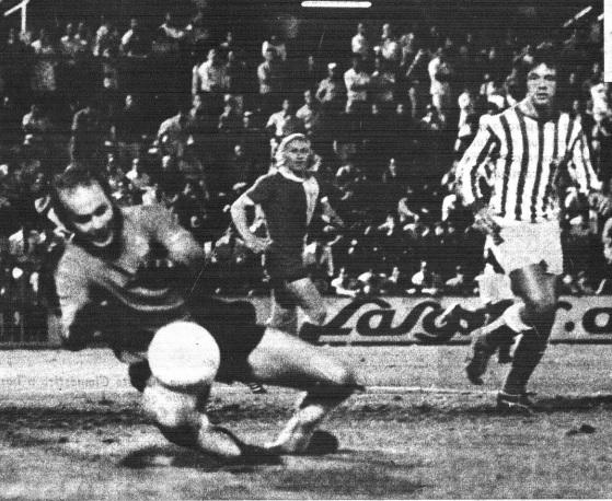 Betis-Slovan Trofeo Ciudad de Barcelona Anzarda EMD 12-08-1974