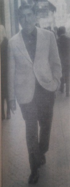Entrevista Francisco Antúnez 1973