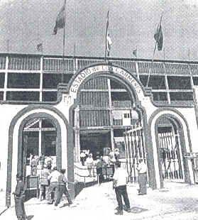 Estadio Los Carmenes 1960