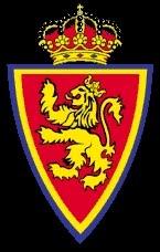 real zaragoza escudo