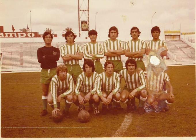 Betis Juvenil Temporada 1972-73