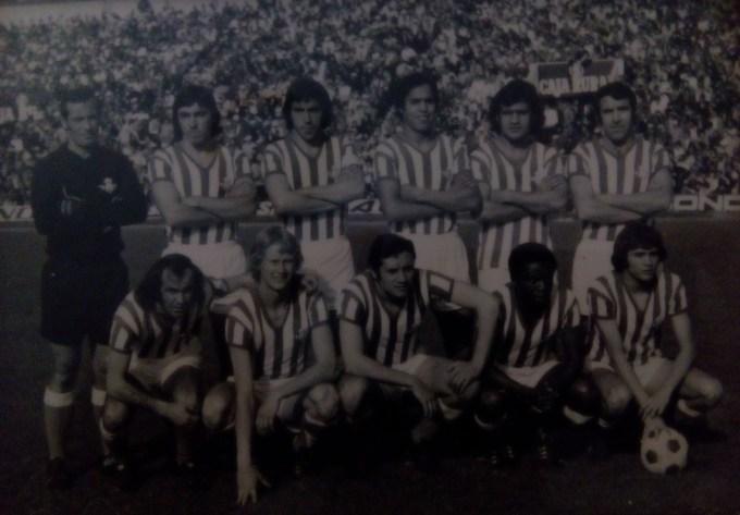 Alineación Betis-Sevilla Campeonato Reservas 1976