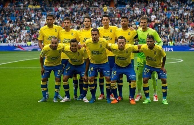 Las Palmas en la 2015-16