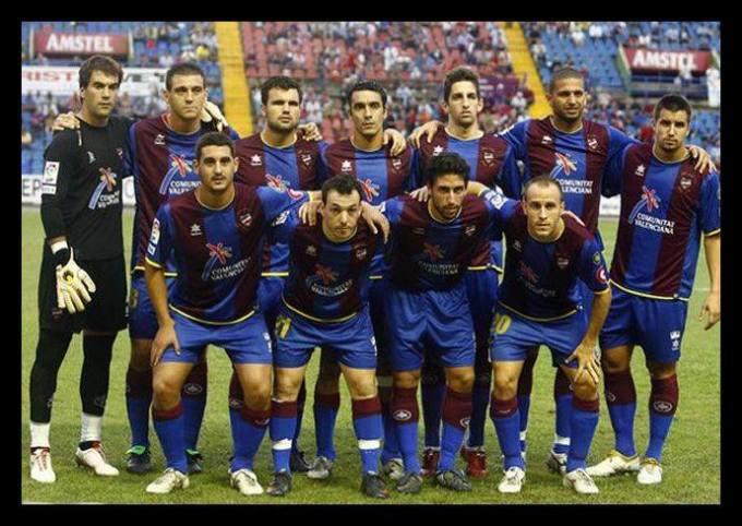 El Levante en la temporada 2009-10