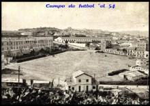 "Campo Municipal Deportes ""Docker"" (a) ""EL 54"" (1936-1939)"