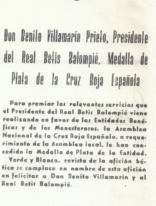 Medalla de Plata CRUZ ROJA ESPAÑOLA.