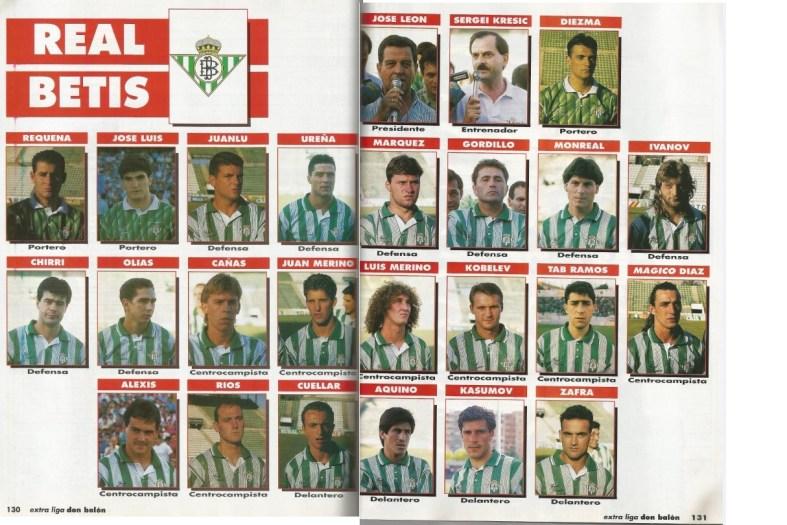 El Betis en Don Balón 1993 def