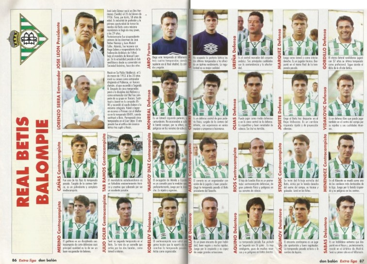 El Betis en Don Balón 1994 def