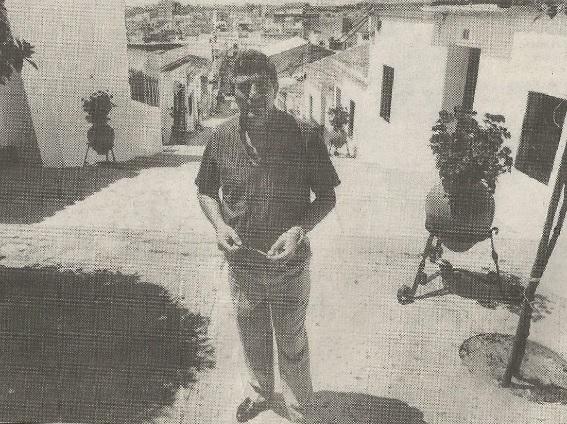 Entrevista Rogelio Sosa 1990 (NMP) Diario 16 Andalucía 21-05-1990