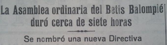 9-Septiembre 5 1931 Elección de nueva directiva José Ignacio Mantecón Navasal