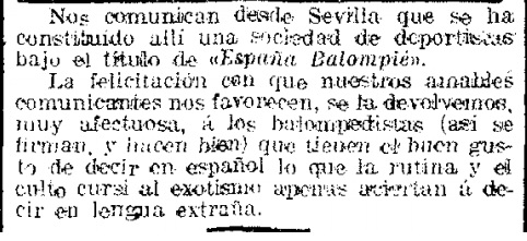 12 1908 España Balompié