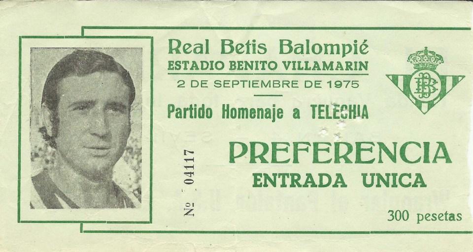 PREFERENCIA Nº 04117-300 PESETAS.-MI ENTRADA