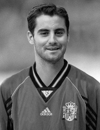 """Hoy hace 23 años. Debut de Antonio Alvarez """"Ito"""" con la selección."""