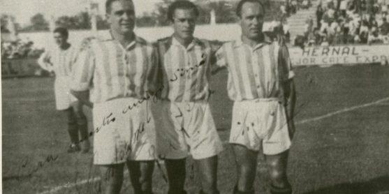 """Hoy hace 75 años. Homenaje a José Suárez """"Peral""""."""