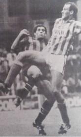 Hoy hace 27 años. Debut de Roberto Ríos.