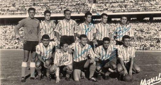 Hoy hace 61 años. Sevilla 2 Betis 4 en la inauguración oficial del Sánchez Pizjuán.