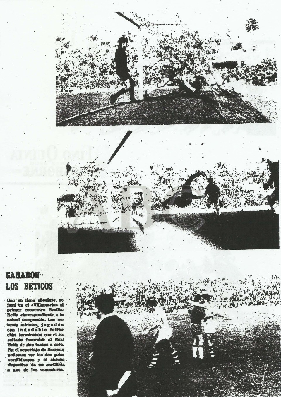 Fotos SERRANO ABC-SEVILLA-19641020Martes.