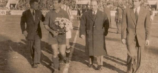 Hoy hace 67 años. Homenaje a Máximo Benito.