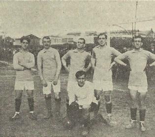 1916-Noviembre 5-CopaFRS-Torneo Six-a-Six final.-Sevilla FbC-0 Real Betis Balompié-2 goals.-101Aniversario.