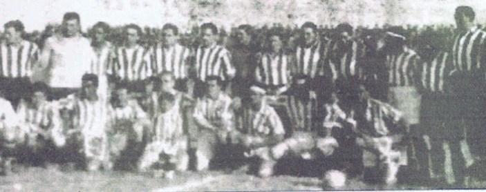 1932-Enero 6-Bodas Plata.-Betis Balompié-2 Athletic Club-1.-85Aniversario.