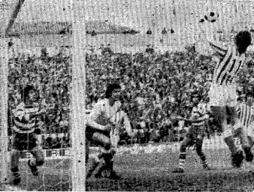 Granada-Betis Liga 1975