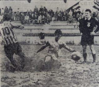 La doble suspensión del Celta-Betis en 1977