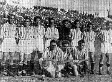 Hoy hace 81 años. Betis 1 Sevilla 0 y estreno de Heliópolis.