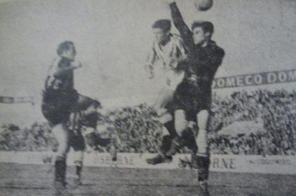 Betis-Baracaldo Liga 1946