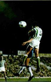 Hoy hace 43 años. Victoria 2-0 frente al Español y pase a la final de Copa.
