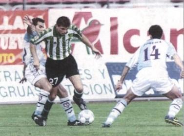 Hoy hace 19 años. Debut de Joaquín Sánchez.