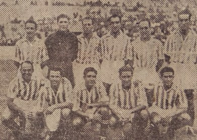 Alineación Betis-Recreativo Amistoso 1942