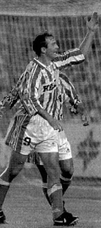 Hoy hace 25 años. Betis 3 Real Sociedad 1.