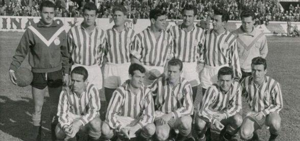 Hoy hace 62 años. Betis 4 Tenerife 1.