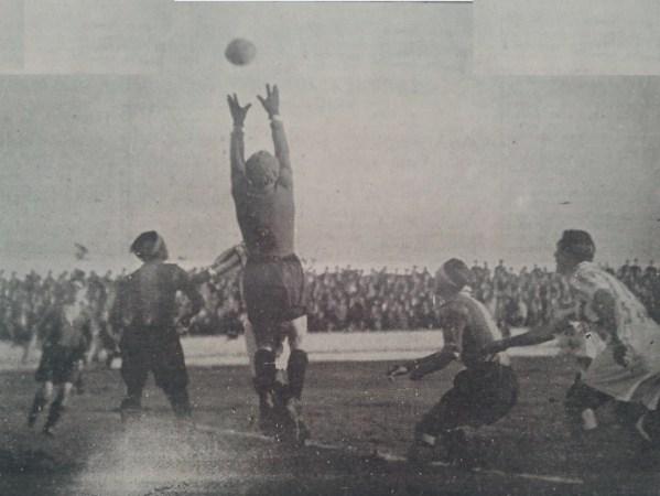 Hoy hace 88 años. Betis 1 Arenas 1.