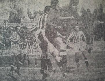 Hoy hace 72 años. Betis 3 Badajoz 0.