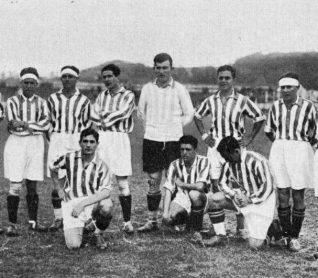 Alineación Celta-Betis Liga 1929