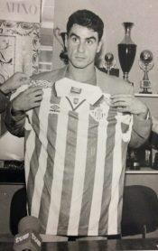 Fichaje de Jaime Quesada 1994