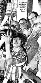 Hoy hace 22 años. El Betis juvenil se impone al Alavés en la final de Copa.
