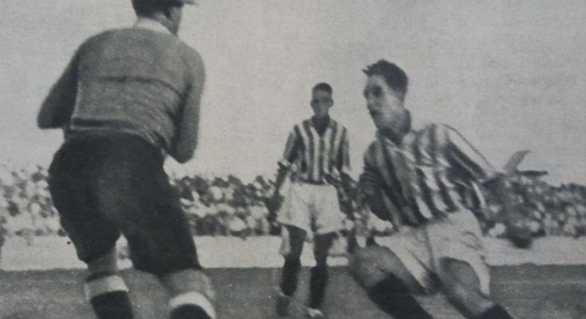 Hoy hace 87 años. Betis 0 Real Madrid 0.