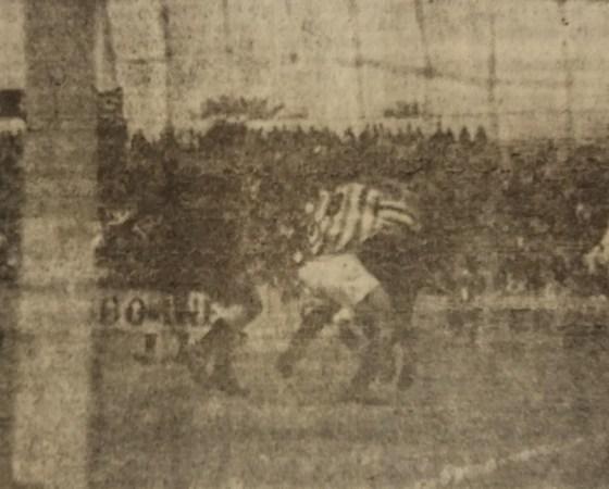 Hoy hace 67 años. Betis 1 Ceuta 0.