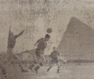Balompédica Linense-Betis Liga 1955