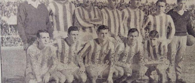 Alineación Betis-Valladolid Liga 1961