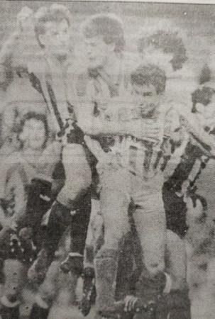Hoy hace 32 años. Athletic 1 Betis 1.