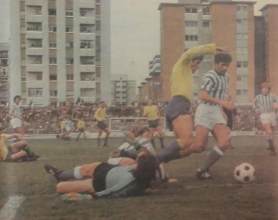 Hoy hace 42 años. Cádiz 1 Betis 2.