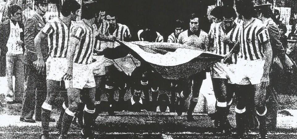 Hoy hace 43 años. Betis 2 Burgos 1.