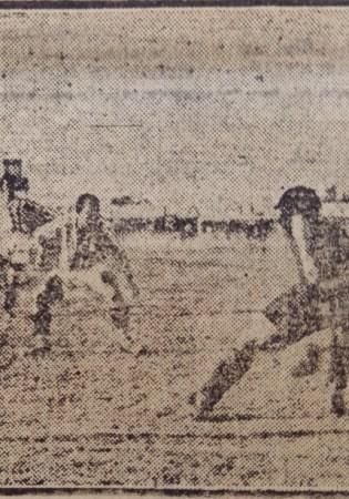 Hoy hace 77 años. Betis 3 Arenas 2.